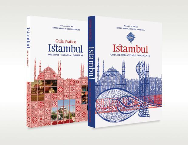 Guia Adresses Istambul, de Dalal Achcar e Katia Barbosa.