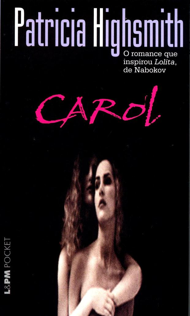 Carol, livro de Patricia Highsmith