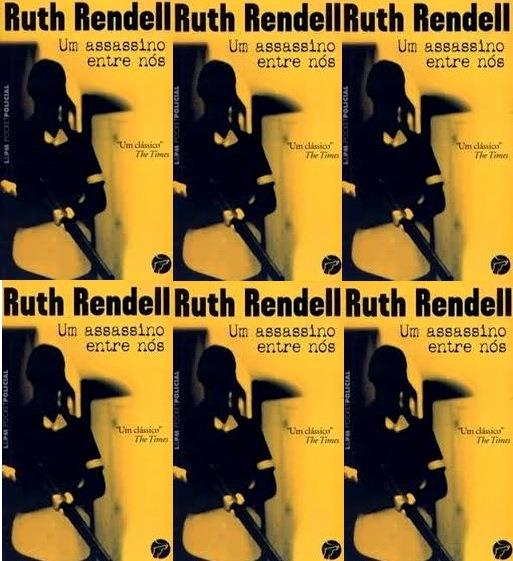Capa do ótimo livro de Ruth Rendell.