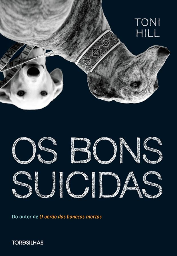 Capa do livro de Toni Hill, Os Bons Suicidas.