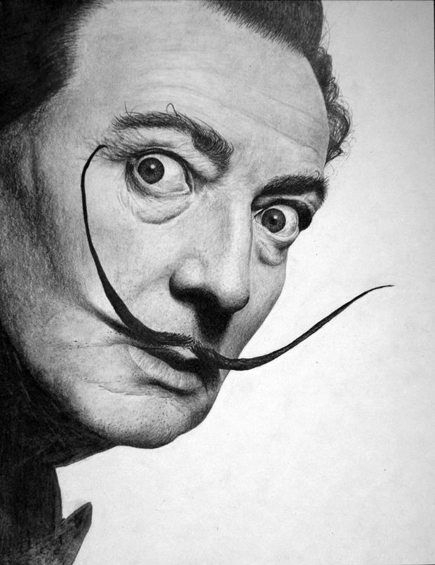 Salvador Dali, o primeiro super marketeiro da história.