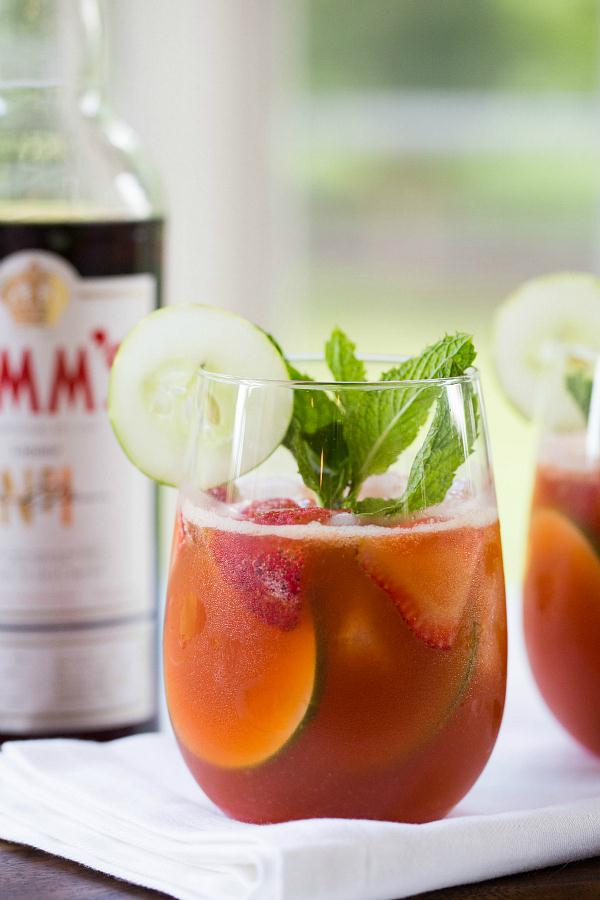 The Pimm's Cup.