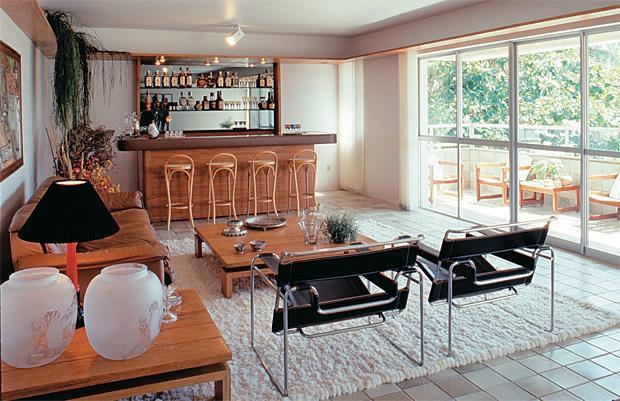 Bar Anos 1980.
