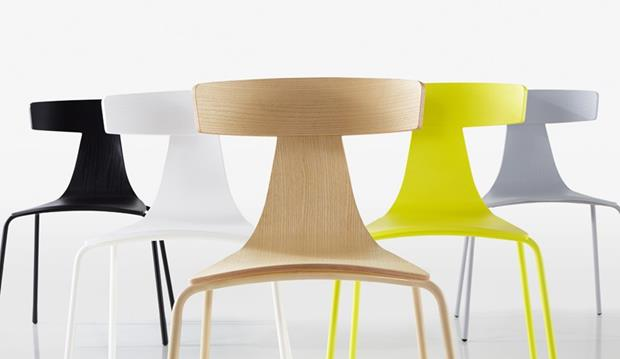 milao plywood remo chair, by konstantin grcic (Copy)