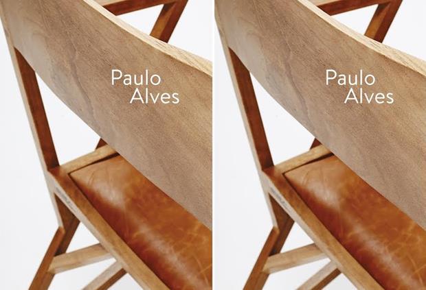 Capa do livro de Paulo Alves.