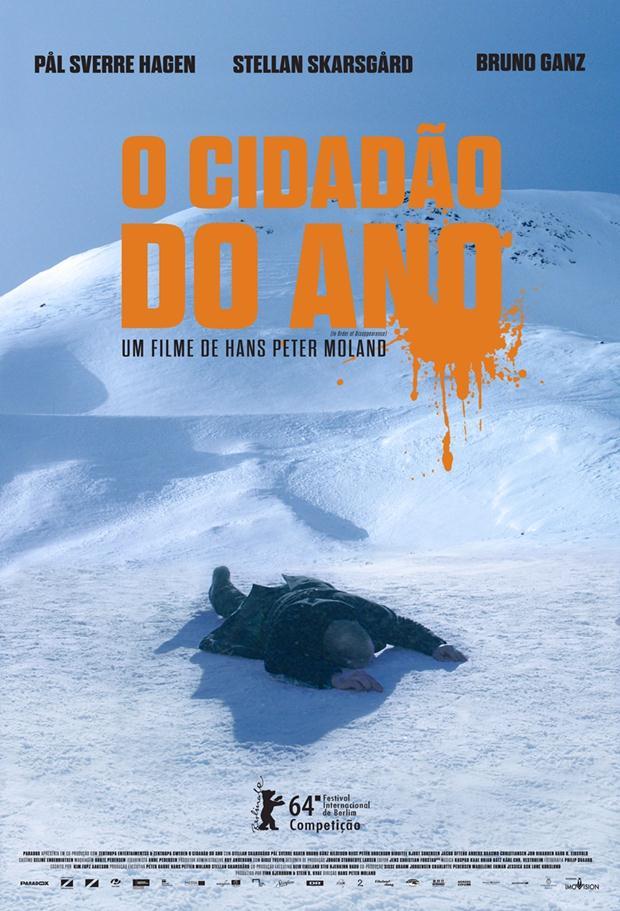 Cidadão do Ano, ótimo filme norueguês.