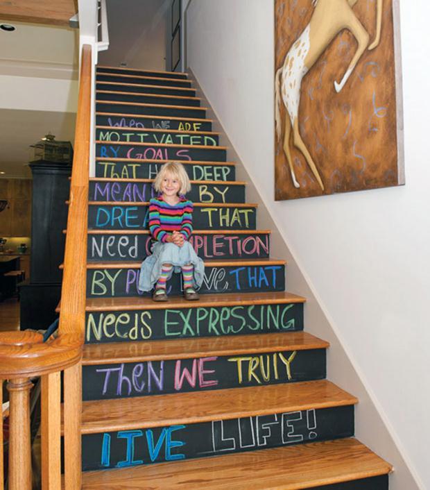 escada giz