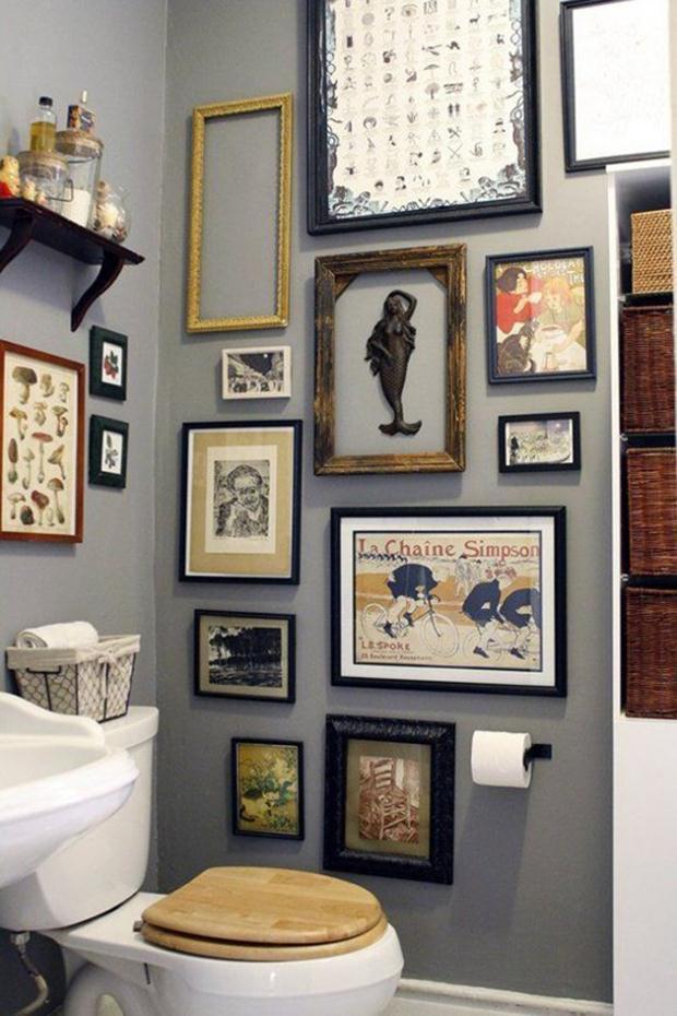 Populares Como decorar um banheiro antigo, dúvida de Ana C. - Hardecor FO17