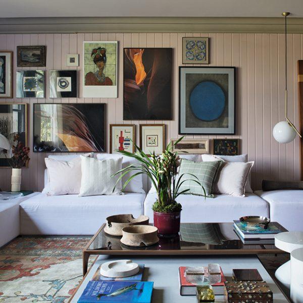 Sala da Família por Thiago Manarelli e Ana Paula Guimarães.