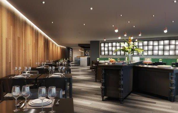 O restaurante Cariocally Resto e Bar tem menu assinado pelo chef  Marcelo Schambeck.