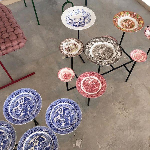 As mesas mais que lindas de Humberto da Mata.