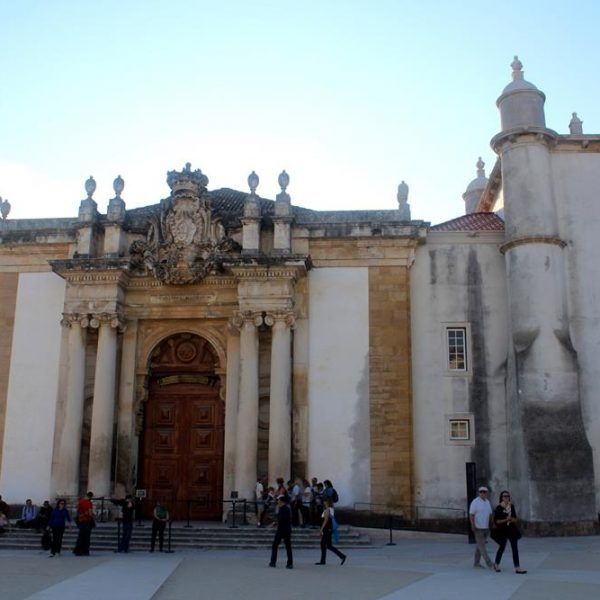A Biblioteca Manuelina.