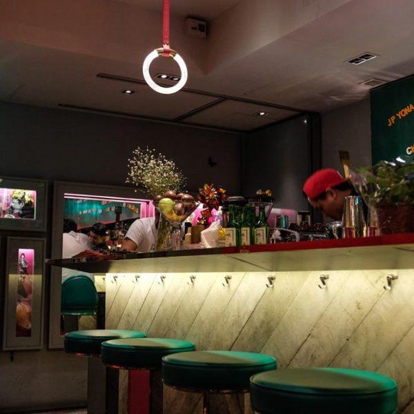 O bar.