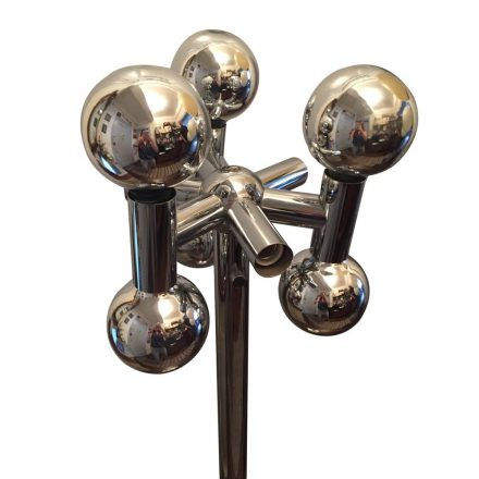 Atomic Chrome Floor Lamp, linda!