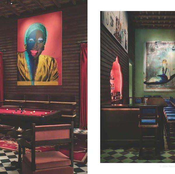 Ian Schrager se associa a grandes nomes para compor a decoração de seus empreendimentos.