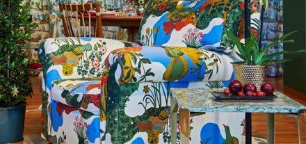 Josef frank aralia textile (Copy)