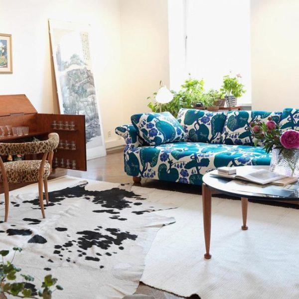 Em 2010, uma exposição com peças do designer aconteceu em Estocolmo. E eu perdi...
