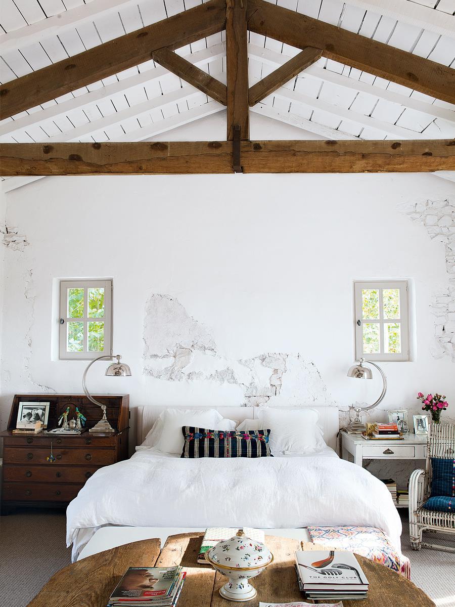 Meu quarto é meu paraíso, diz Quesada.