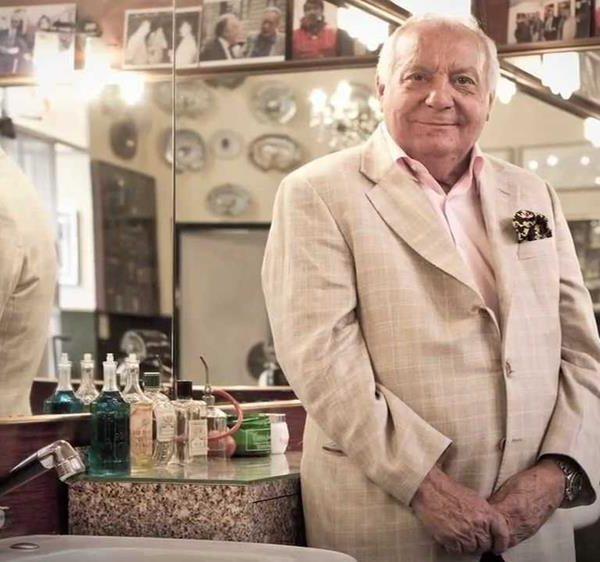 O proprietário, Franco Bompieri