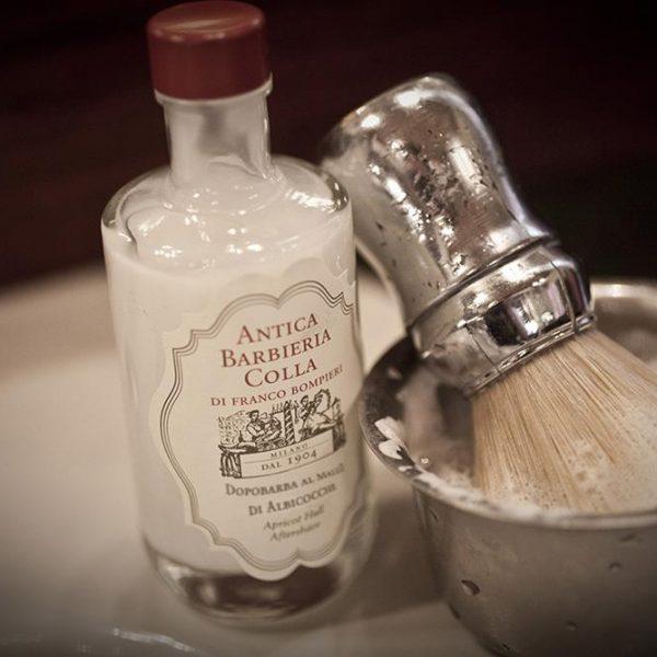 Um dos produtos da Antica Barbearia Colla