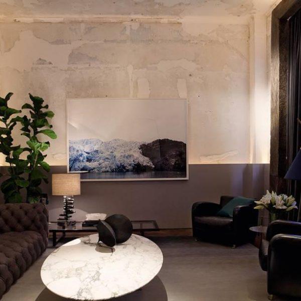 Osvaldo Tenório assina a Sala do Apartamento, mais um acerto desse ótimo profissional