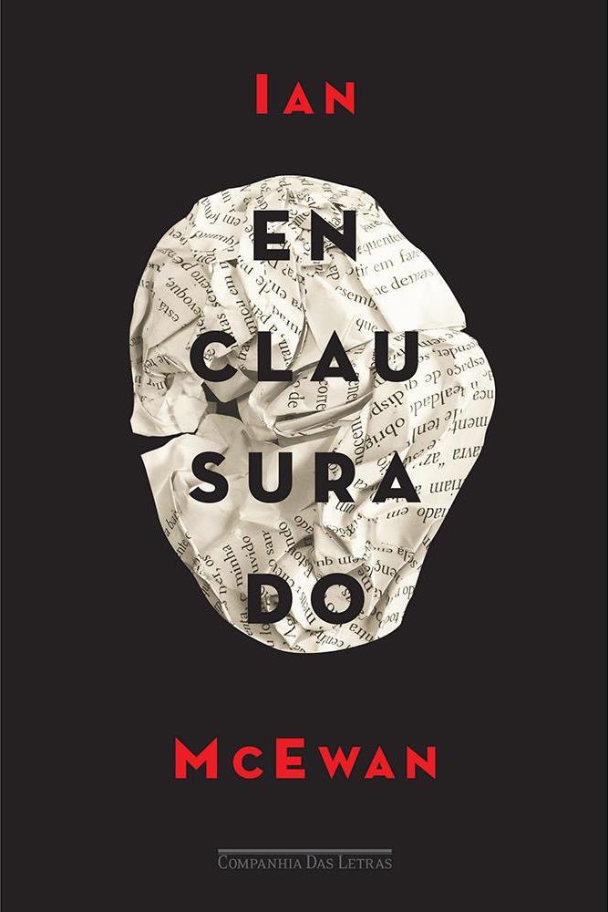 Enclausurado, ótimo livro de Ian McEwan