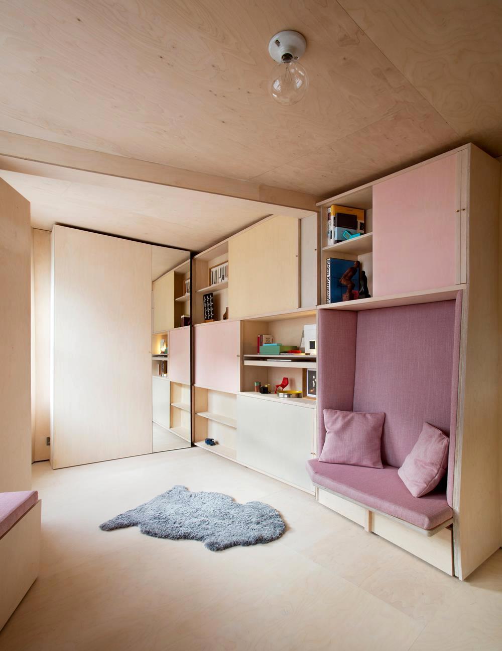 13 m². Será essa a menor casa de Londres?