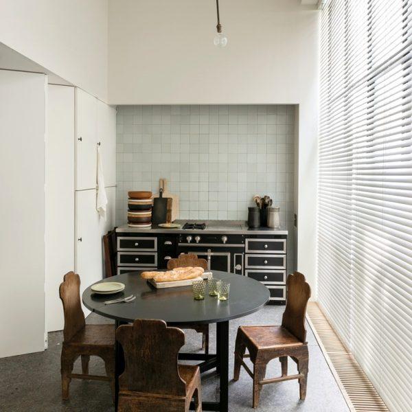 A cozinha charmosíssima de Duysen