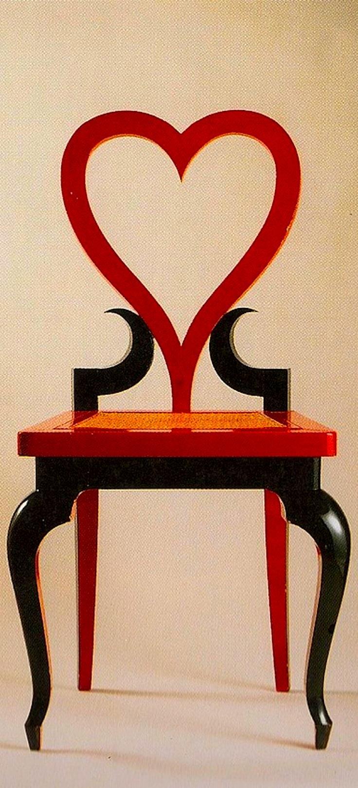 Cadeira linda de Emilio Terry