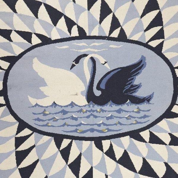 Outro tapete, maravilhoso, de Emilio Terry