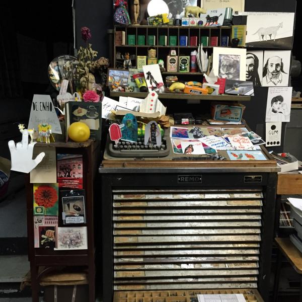 A Artes e Letras Atelier é uma mega fofura!