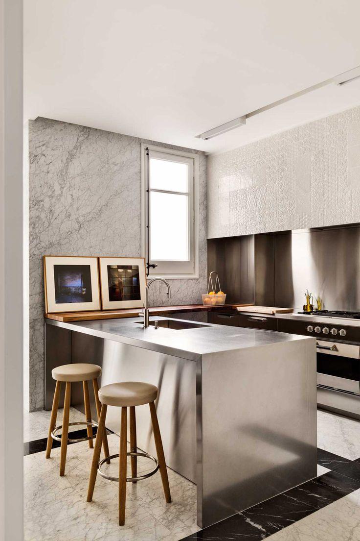 Cozinhas modernas e funcionais escolha a sua hardecor for Cuisine moderne kitchenette
