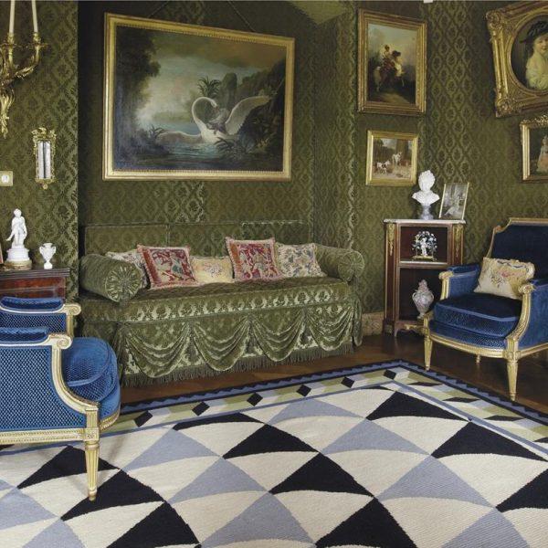 Por Emilio Terry, apartamento em Paris
