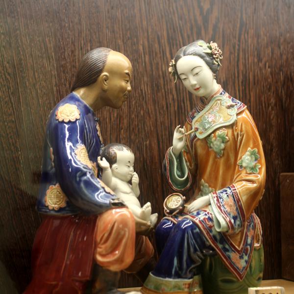 Na igreja de São Francisco, uma coleção de presépios do mundo inteiro, reunidas ao longo dos anos pelo general Fernando Canha da Silva e sua esposa