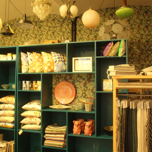 Uma das ótimas lojas de decoração da LX Factory