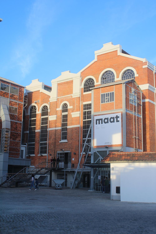 Maat, um museu lindo em Lisboa, à beira do Tejo