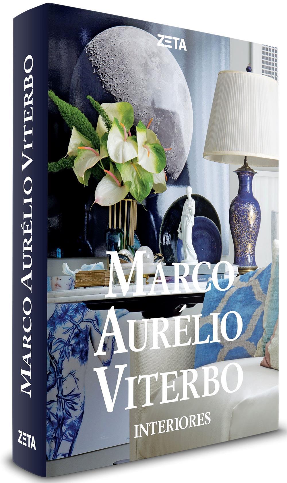 Capa do livro de Marco Aurelio Viterbo