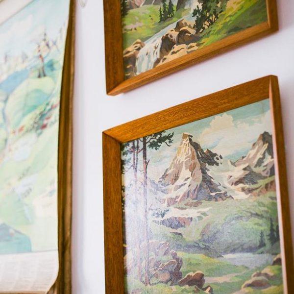 As telas e o mapa foram comprados no Craiglist, site frequentado constantemente pela dupla.