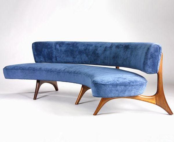 Floating Curve Sofa