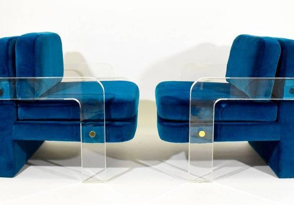 Lucite Lounge Chair, maravilhosa!!