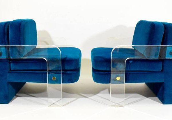 Lucite Lounge Chair, maravilhosa!!