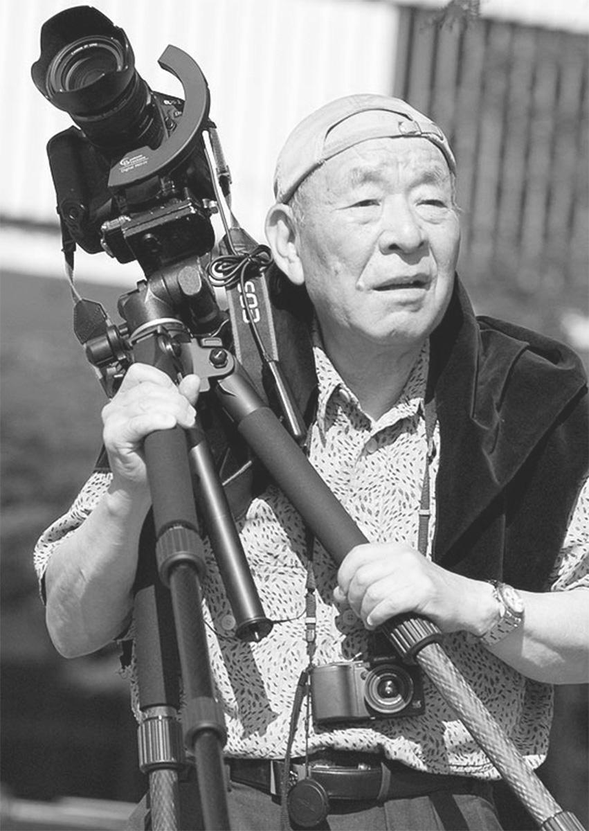 O singular Yukio Futagawa