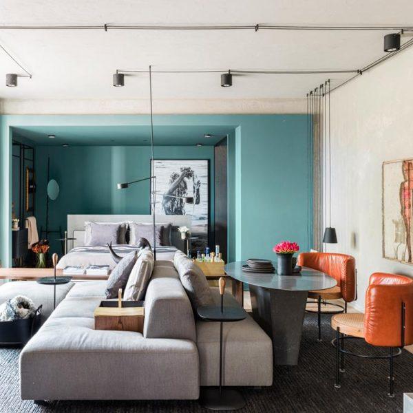 Triart Arquitetura assina o Estúdio +55, dedicado ao design e à arte contemporânea brasileira