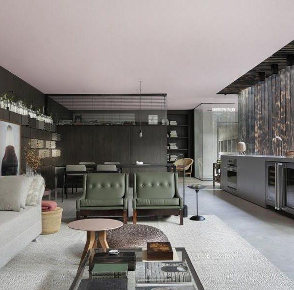 A combinação entre rigor e liberdade é, no meu olhar, o conceito dos projetos do trio do Yamagata Arquitetos