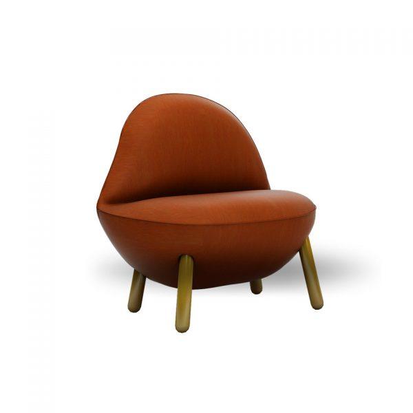 Cirrus chair na cor ginger, linda!