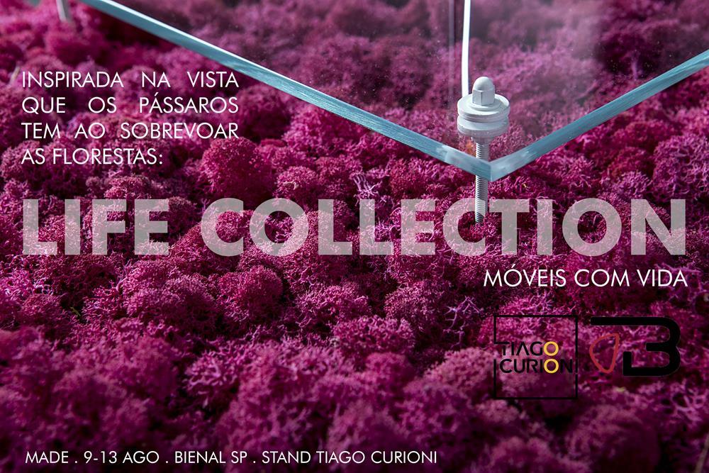Convite de Tiago Curioni