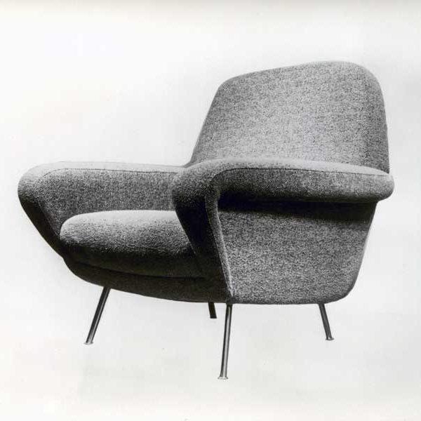 Linhas elegantes eram a marca registrada do designer italiano