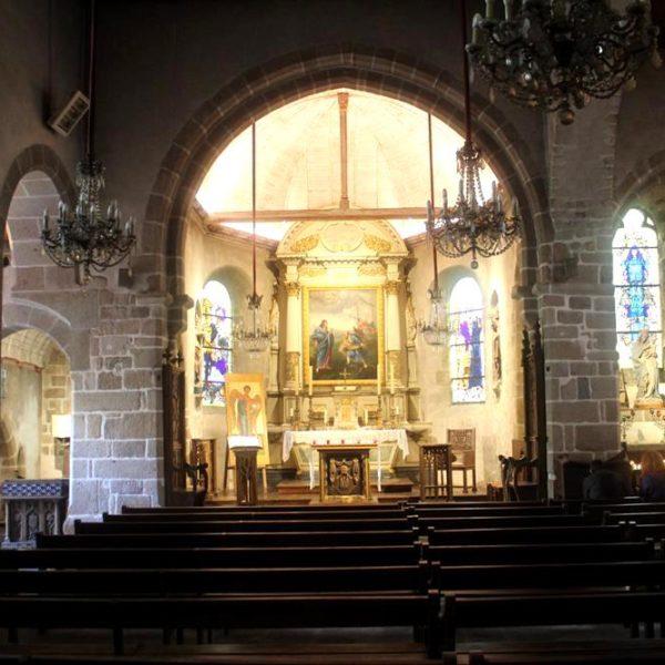 A capela, linda