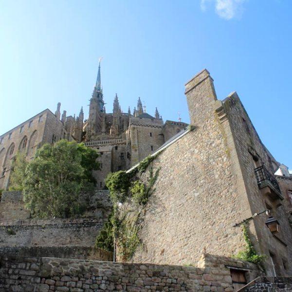 No alto, Saint Michel