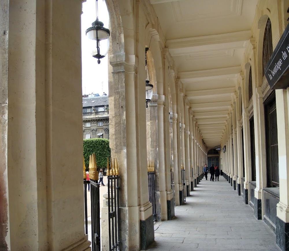 Galerie des Proues, no Palais Royal